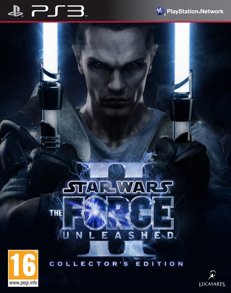 PS3 Star Wars: The Force Unleashed 2 PS3