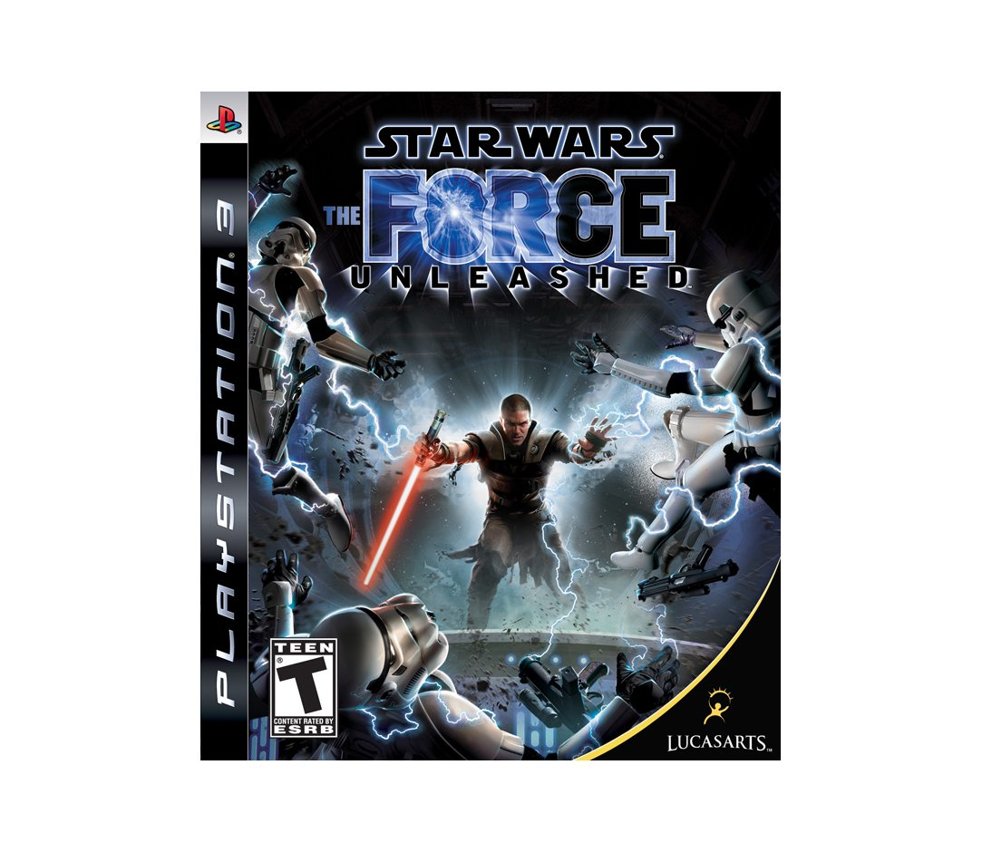 PS3 Star Wars: The Force Unleashed PS3