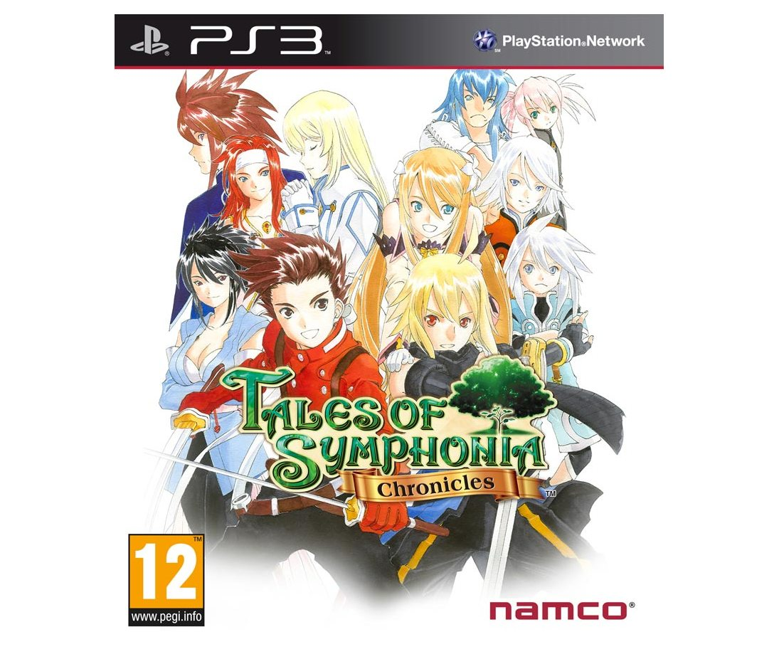 PS3 Tales of Symphonia Chronicles PS3
