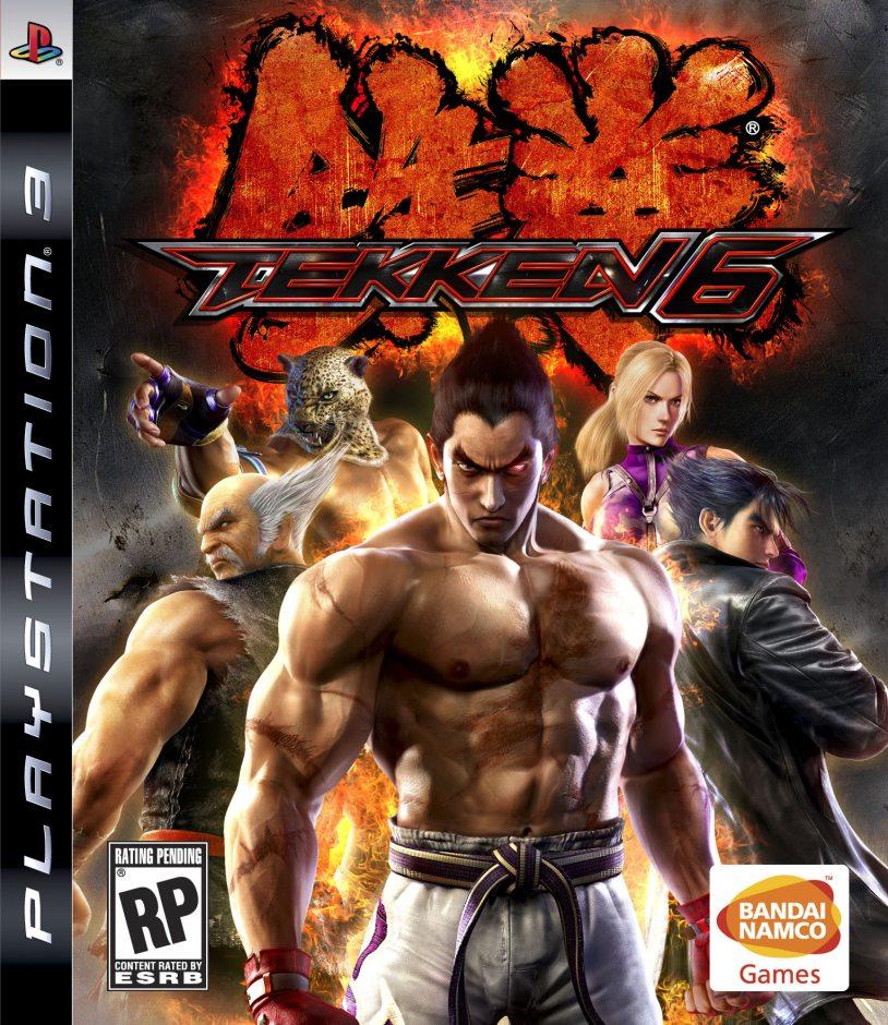 PS3 Tekken 6 PS3