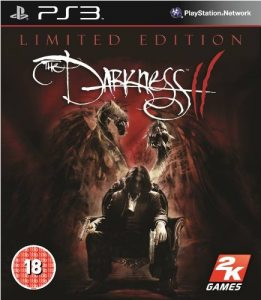 PS3 The Darkness II Limited edition