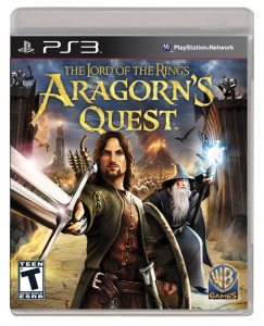 PS3 The Lord of the Rings: Aragorn's Quest