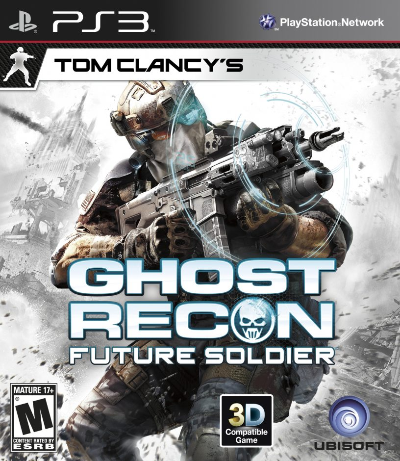 PS3 Tom Clancy's Ghost Recon: Future Soldier PS3