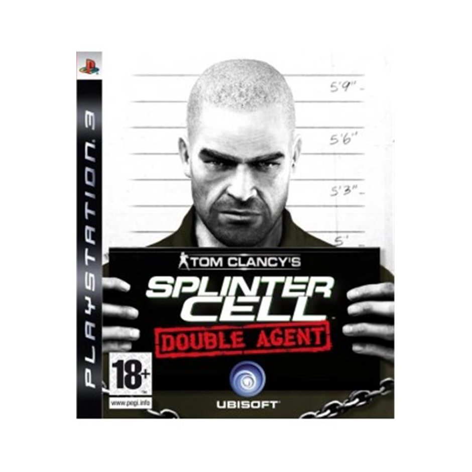 PS3 Tom Clancy's Splinter Cell: Double Agent PS3