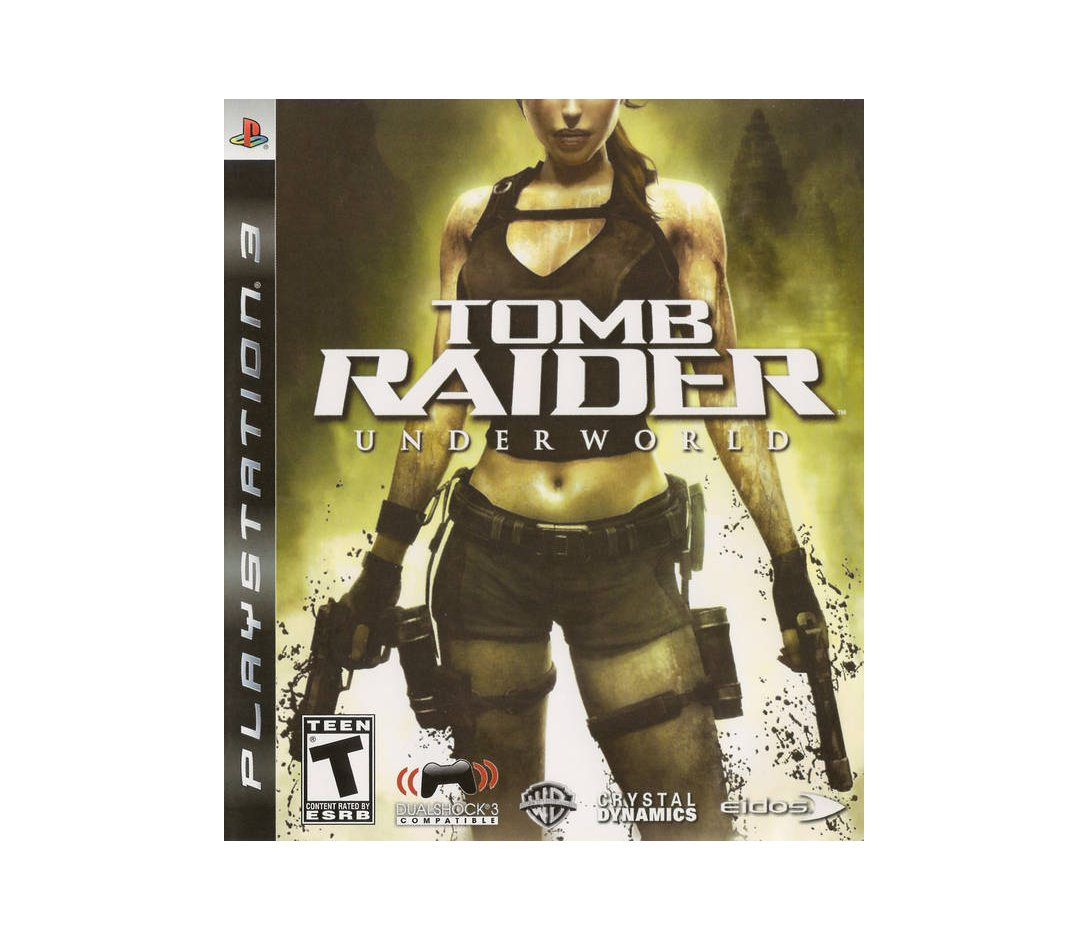 PS3 Tomb Raider: Underworld PS3