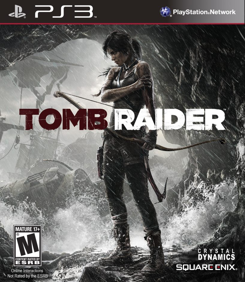 PS3 Tomb Raider PS3