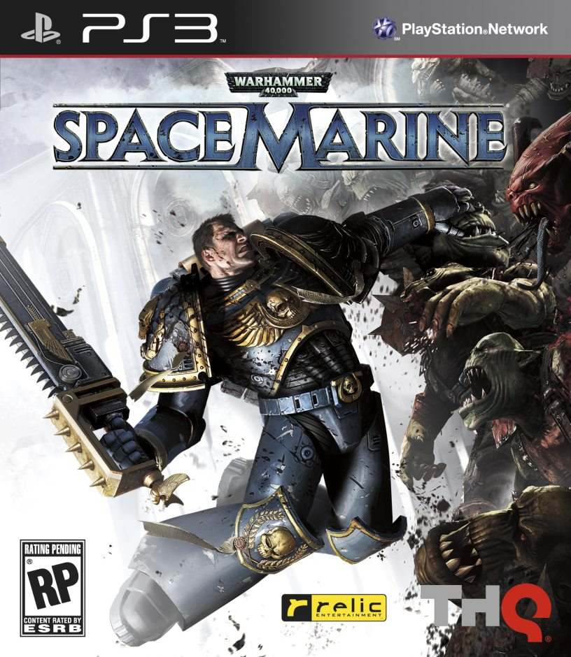 PS3 Warhammer 40,000: Space Marine PS3