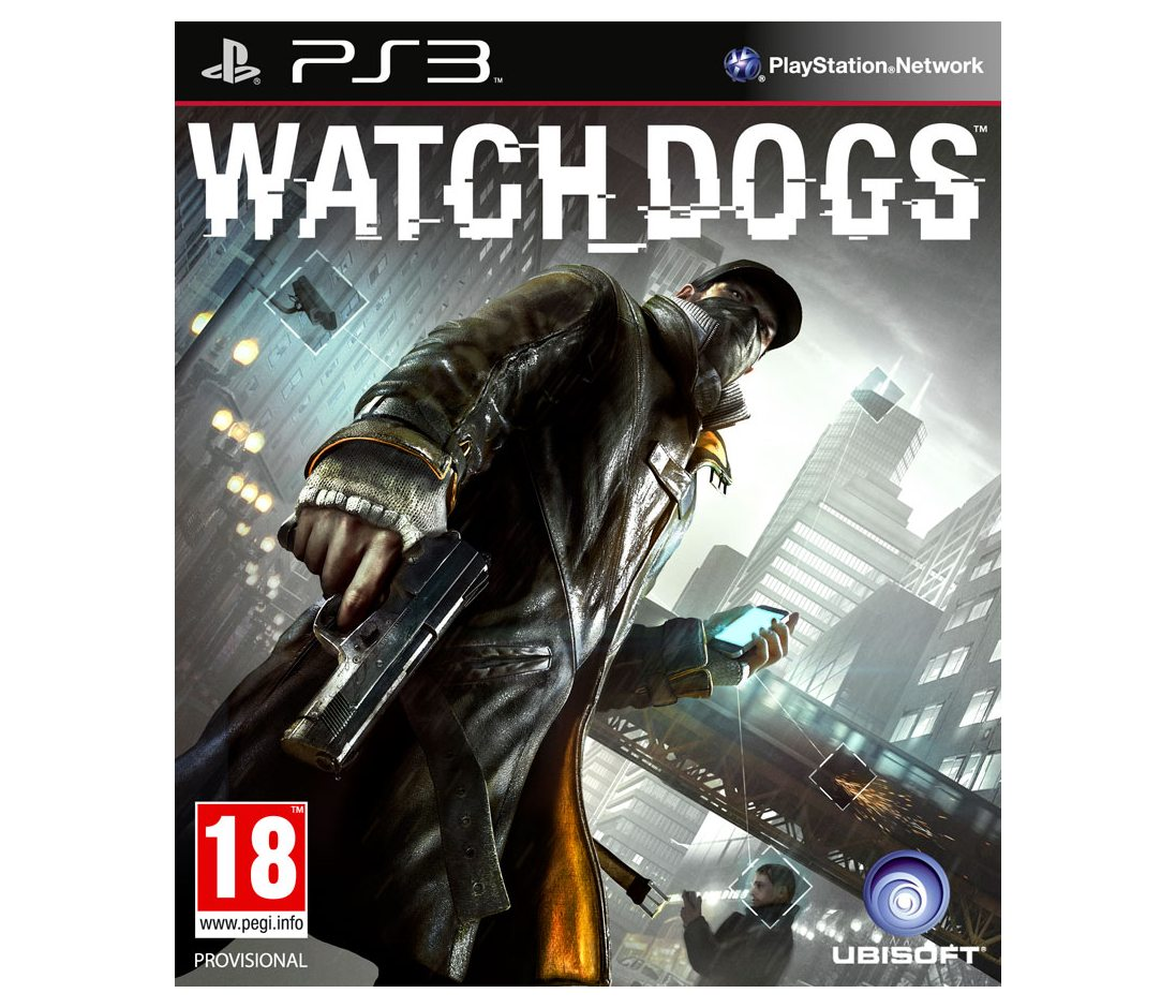 PS3 Watch Dogs PS3