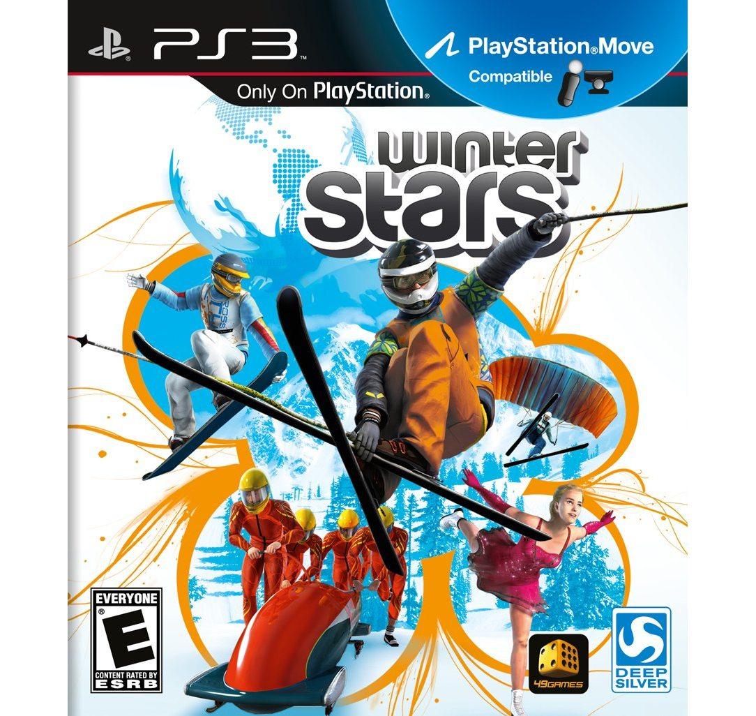 PS3 Winter Stars PS3
