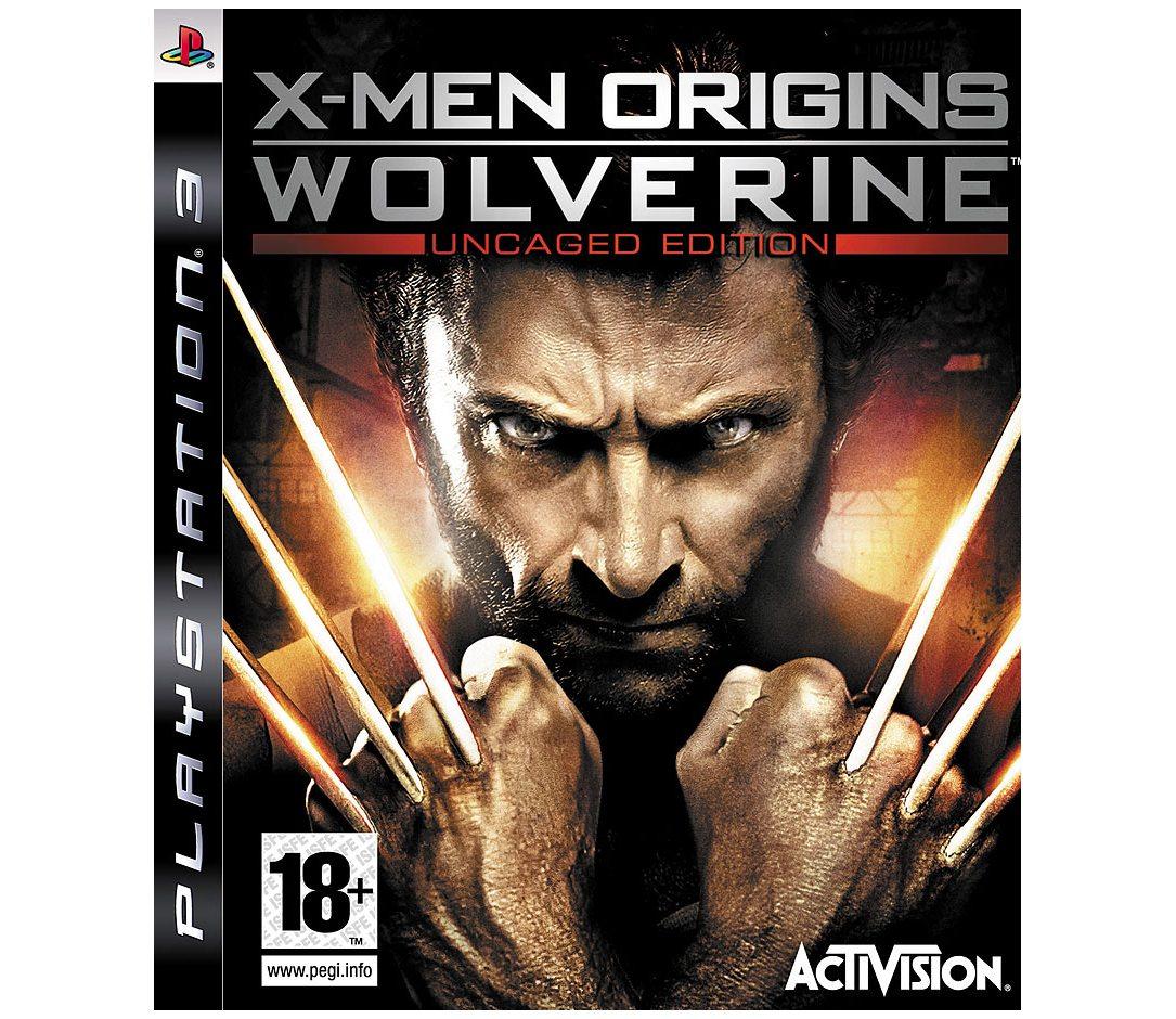 PS3 X-Men Origins: Wolverine PS3