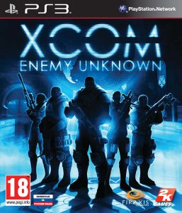 PS3 XCOM. Enemy Unknown