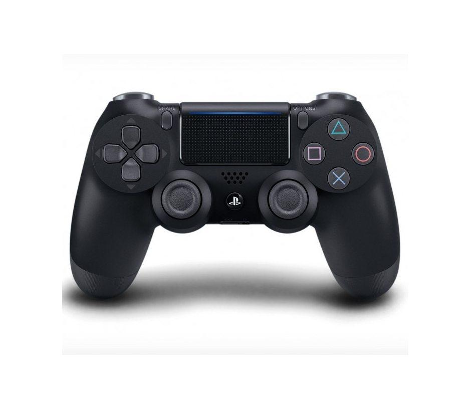 Геймпад DualShock 4 для PS4 беспроводной (черный)