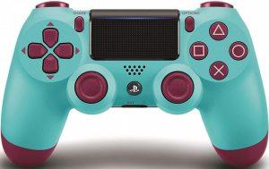 Геймпад DualShock 4 Cont Berry Blue беспроводной (голубой)