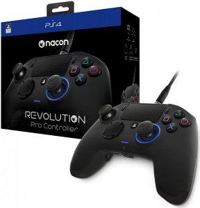 Геймпад Nacon Revolution Pro Controller проводной для PS4