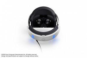 Комплект PlayStation VR: Шлем виртуальной реальности и 5 игр