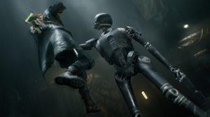 PS 4 Звёздные Войны Джедаи: Павший Орден PS 4