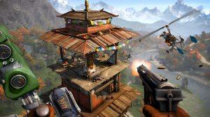 PS 4 Комплект «Far Cry 4» и «Far Cry 5» PS 4
