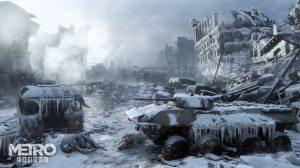 PS 4 Метро Исход. Специальное издание «Аврора» PS 4