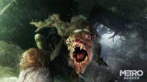 PS 4 Метро: Исход. Издание первого дня PS 4