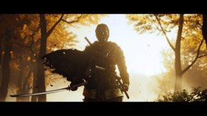 PS 4 Призрак Цусимы PS 4