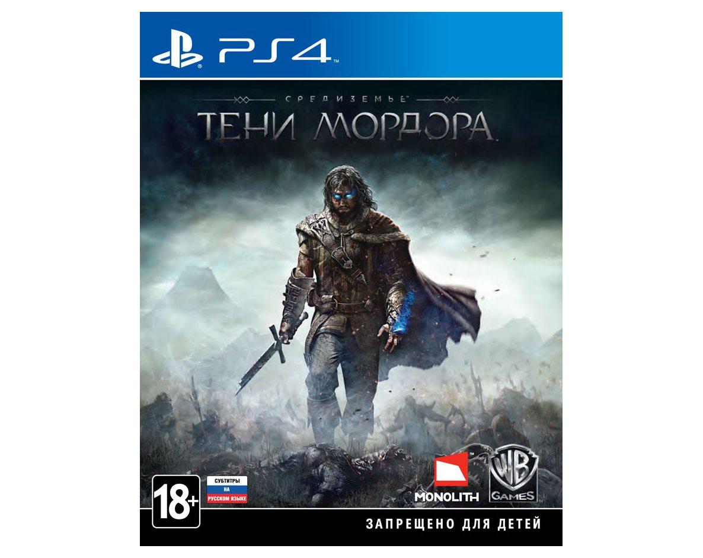 PS 4 Средиземье: Тени Мордора PS 4