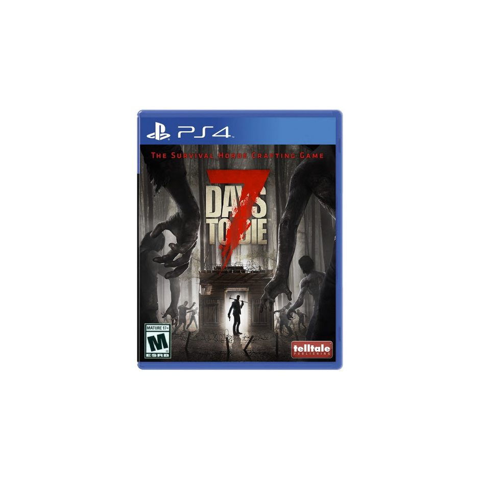 PS 4 7 Days to Die PS 4