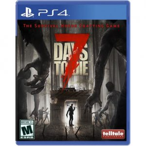 PS 4 7 Days to Die