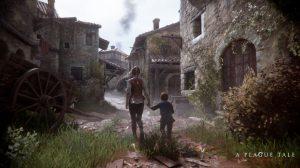 PS 4 A Plague Tale: Innocence PS 4