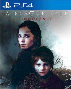 PS 4 A Plague Tale: Innocence