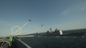 PS 4 Ace Combat 7: Skies Unknown (поддержка VR) PS 4