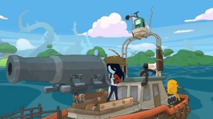 PS 4 Adventure Time: Pirates of Enchiridion PS 4