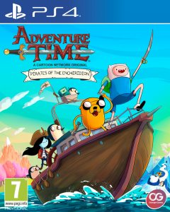 PS 4 Adventure Time: Pirates of Enchiridion