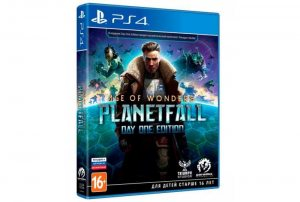 PS 4 Age of Wonders: Planetfall. Издание первого дня