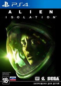 PS 4 Alien Isolation
