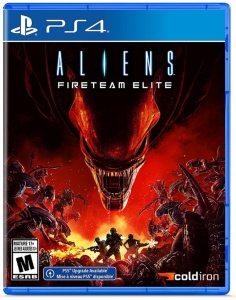 PS 4 Aliens: Fireteam Elite