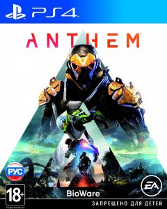 PS 4 Anthem