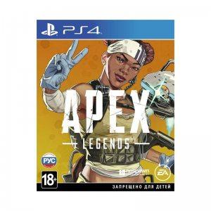 PS 4 Apex Legends. Lifeline Edition