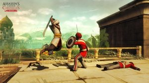 PS 4 Assassin's Creed Chronicles: Трилогия (Trilogy Pack) PS 4