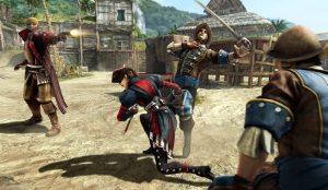 PS 4 Assassin's Creed IV. Черный флаг (Хиты PlayStation) PS 4
