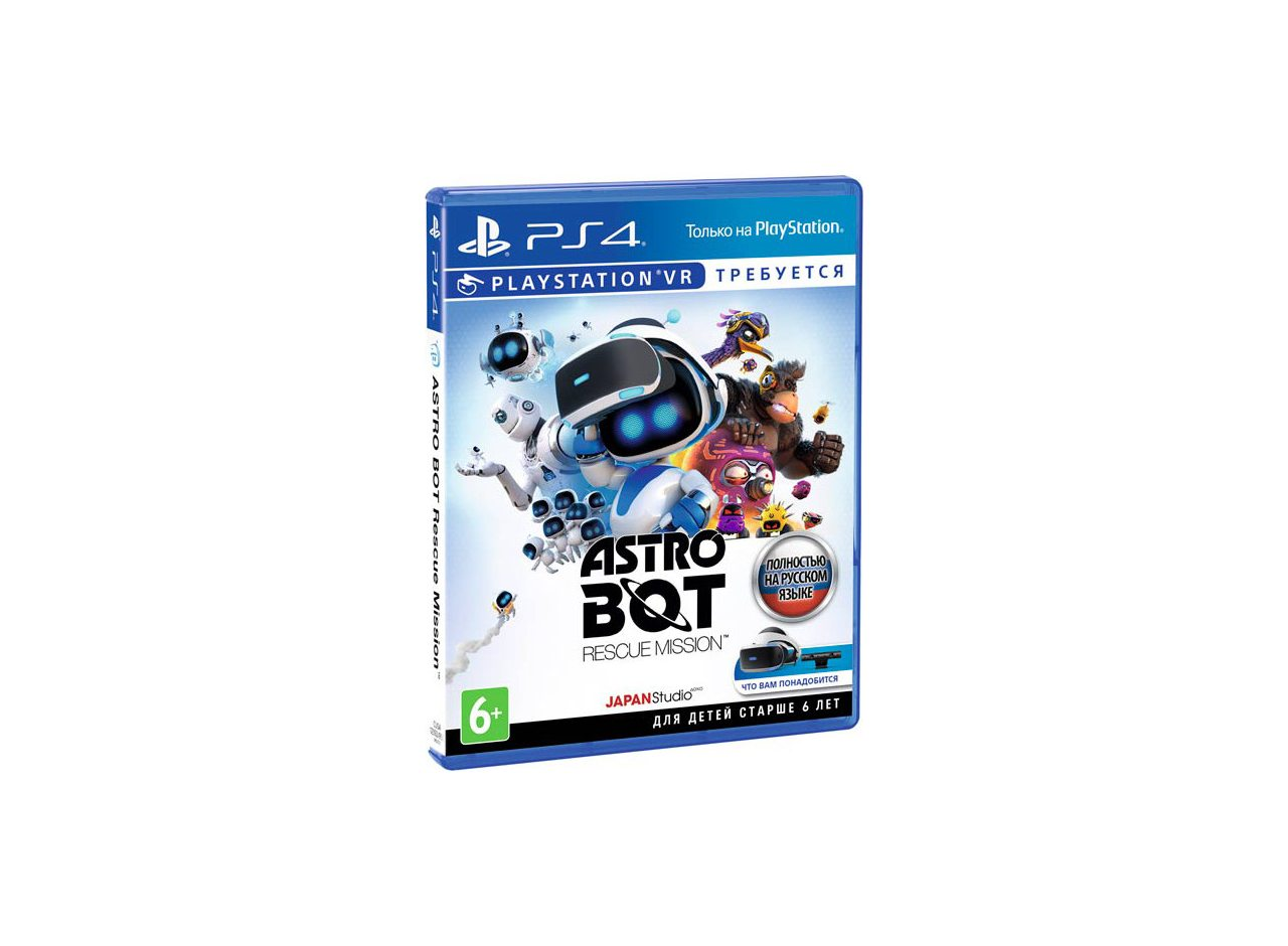 PS 4 Astro Bot Rescue Mission PS 4