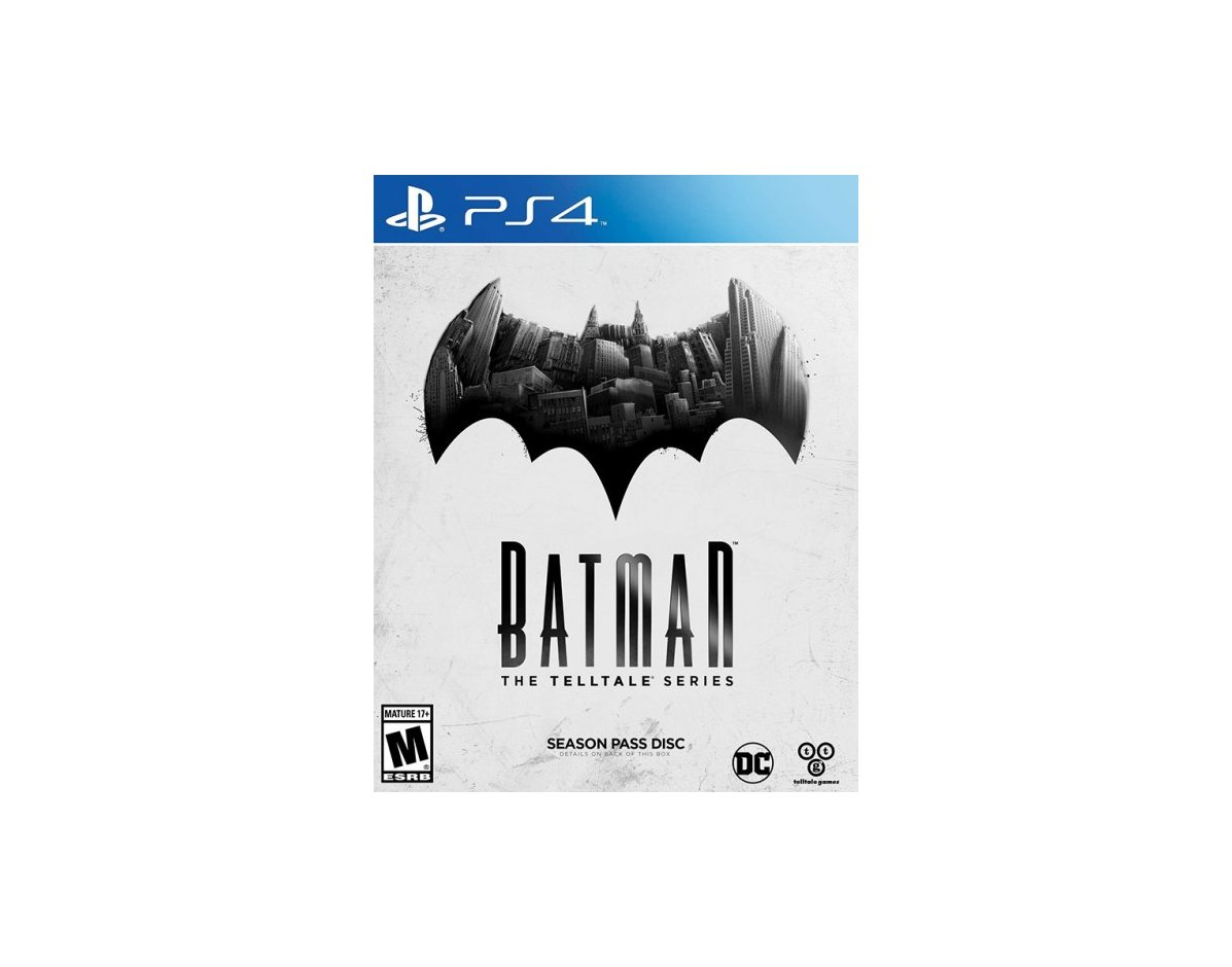 PS 4 Batman The Telltale Series PS 4