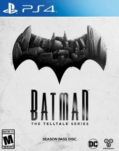 PS 4 Batman The Telltale Series