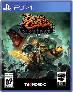PS 4 Battle Chasers: Nightwar