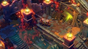 PS 4 Battle Chasers: Nightwar PS 4