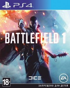 PS 4 Battlefield 1