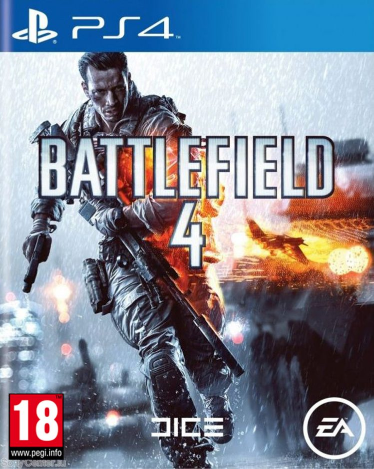 PS 4 Battlefield 4 PS 4
