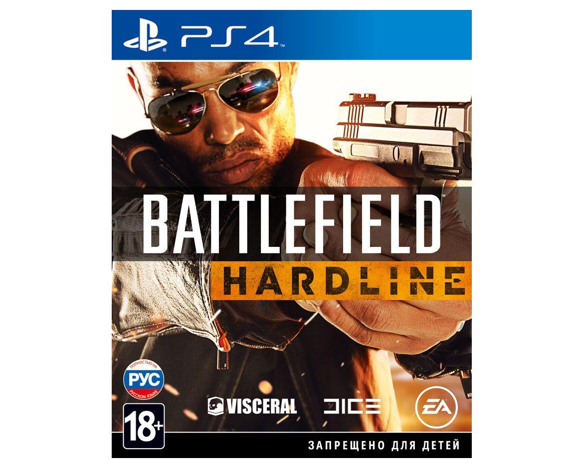 PS 4 Battlefield Hardline PS 4