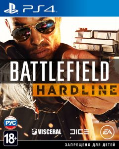 PS 4 Battlefield Hardline