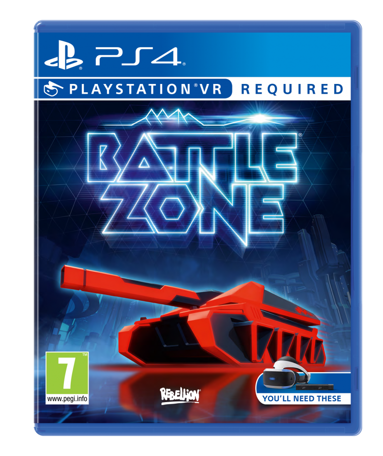 PS 4 Battlezone (только для VR) PS 4