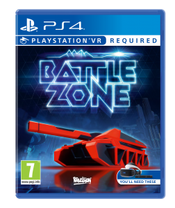 PS 4 Battlezone (только для VR)